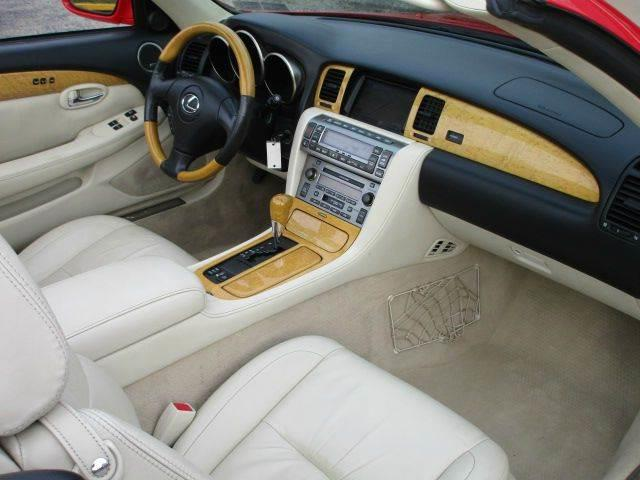 2005 Lexus SC 430 2dr Convertible - Youngwood PA