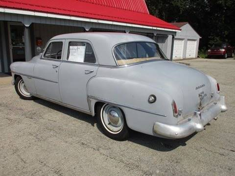 1952 Dodge Meadowbrook