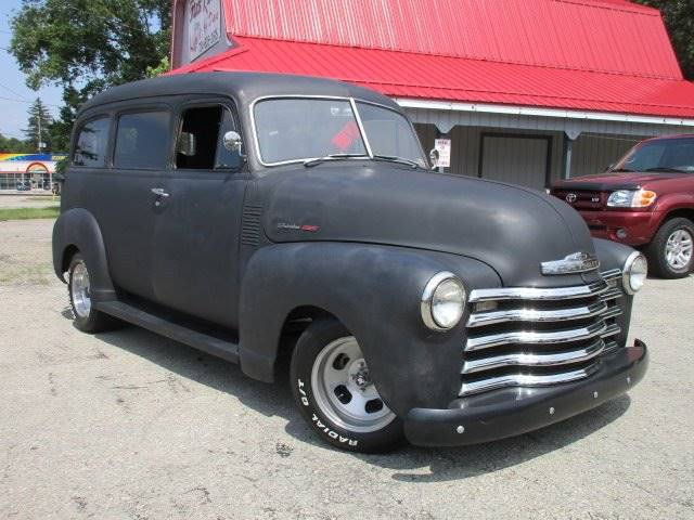 1951 Chevrolet Suburban  - Youngwood PA