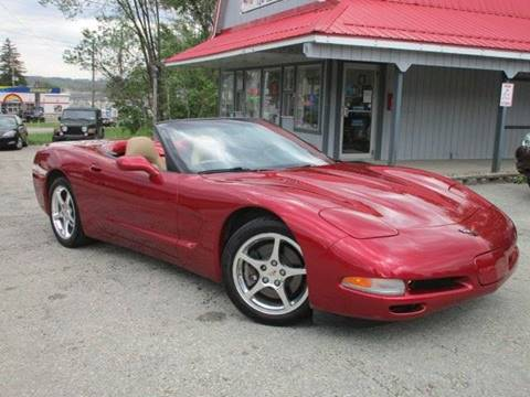 2002 Chevrolet Corvette for sale in Youngwood, PA