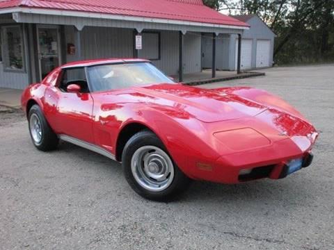 1977 chevrolet corvette for sale - carsforsale