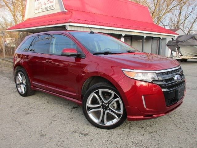 Ford Edge Awd Sport Dr Crossover Youngwood Pa