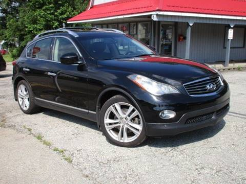 2012 Infiniti EX35 for sale in Youngwood, PA