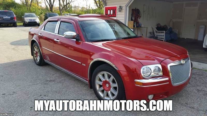 2008 Chrysler 300 for sale at Autobahn Motors in Cincinnati OH
