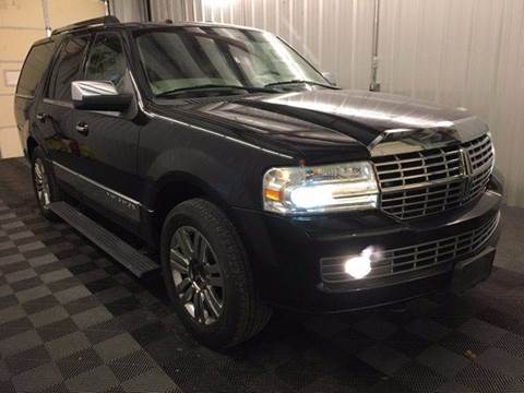 2008 Lincoln Navigator for sale at Autobahn Motors in Cincinnati OH