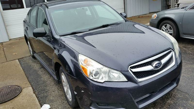 2011 Subaru Legacy for sale at Autobahn Motors in Cincinnati OH