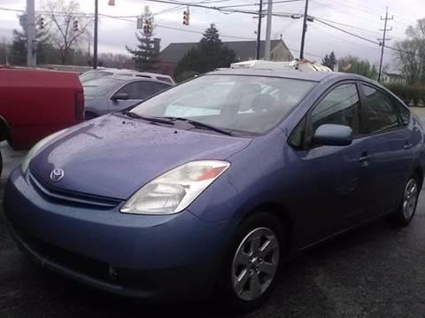 2004 Toyota Prius for sale at Autobahn Motors in Cincinnati OH