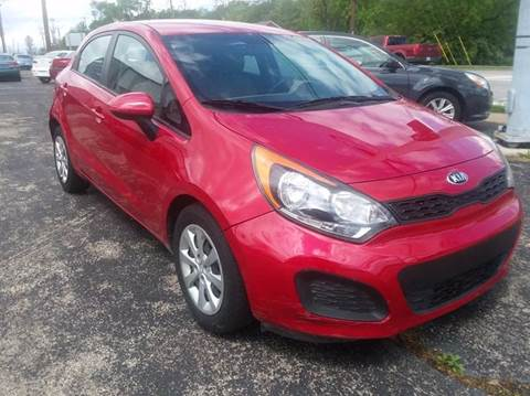 2015 Kia Rio5 for sale in Cincinnati OH