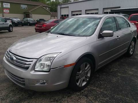 2007 Ford Fusion for sale at Autobahn Motors in Cincinnati OH