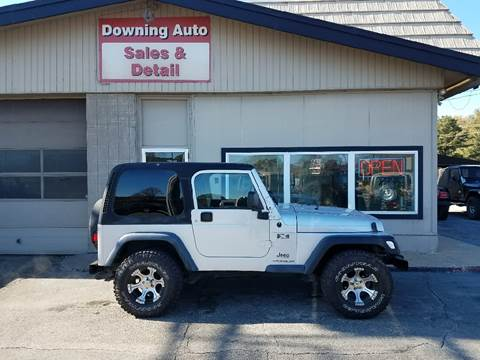 Downing Auto Sales Detail Used Cars Des Moines Ia Dealer