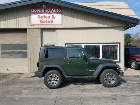 2007 jeep wrangler for sale in iowa. Black Bedroom Furniture Sets. Home Design Ideas