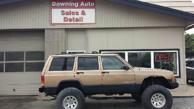 1999 Jeep Cherokee 4dr Sport 4WD SUV - Des Moines IA