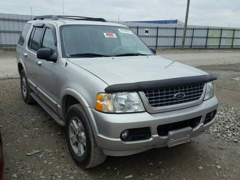 2005 Ford Explorer for sale at Muncy's Recycle & Auto Sales in Belfry KY
