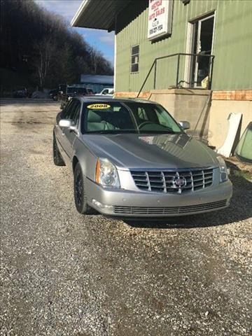 2008 Cadillac DTS for sale in Belfry, KY