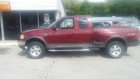 2003 Ford F-150 for sale at Paul Gerber Auto Sales in Omaha NE