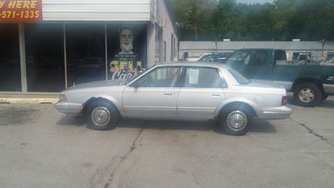 1994 Buick Century for sale at Paul Gerber Auto Sales in Omaha NE