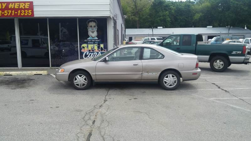 1996 Honda Accord for sale at Paul Gerber Auto Sales in Omaha NE