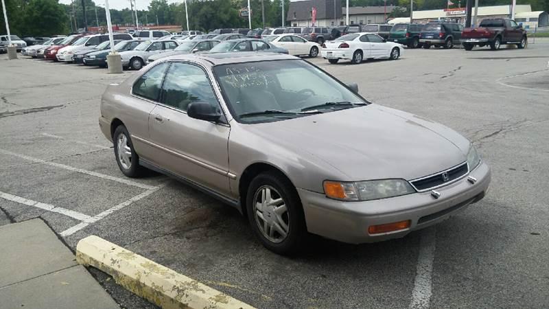 1996 Honda Accord for sale at Paul Gerber Auto Sales in Omaha NE