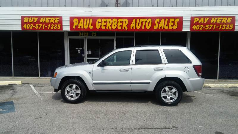 2007 Jeep Grand Cherokee for sale at Paul Gerber Auto Sales in Omaha NE