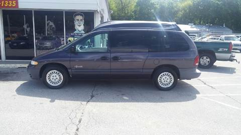 1996 Plymouth Grand Voyager for sale at Paul Gerber Auto Sales in Omaha NE