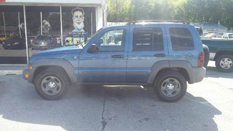 2005 Jeep Liberty for sale at Paul Gerber Auto Sales in Omaha NE