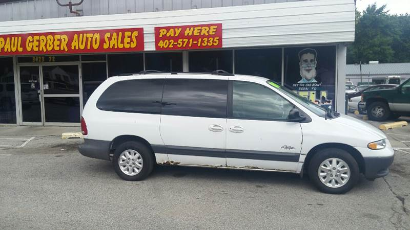 2000 Dodge Grand Caravan for sale at Paul Gerber Auto Sales in Omaha NE