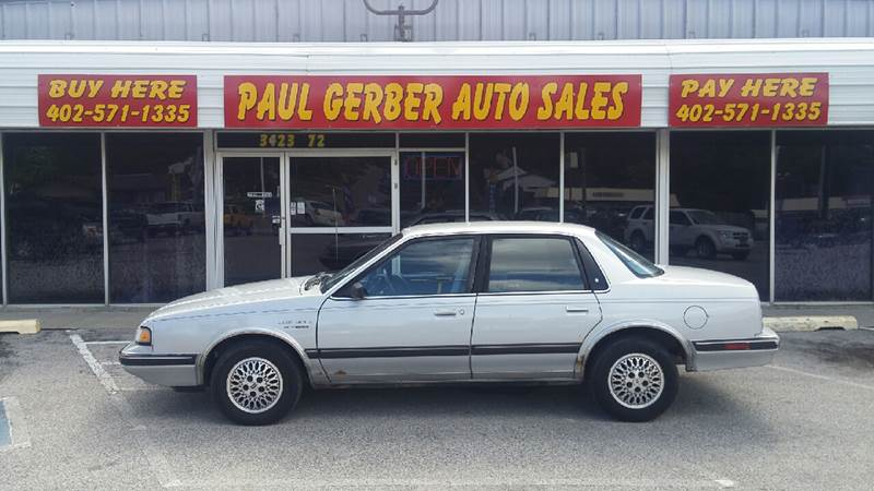 1996 Honda Civic for sale at Paul Gerber Auto Sales in Omaha NE