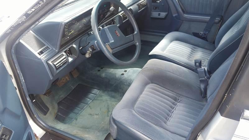 1991 Oldsmobile Cutlass Ciera for sale at Paul Gerber Auto Sales in Omaha NE