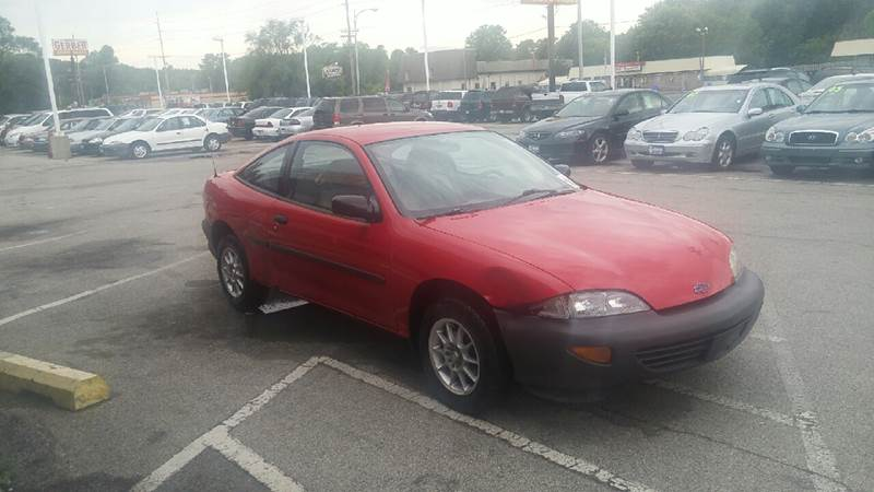 1997 Chevrolet Cavalier for sale at Paul Gerber Auto Sales in Omaha NE