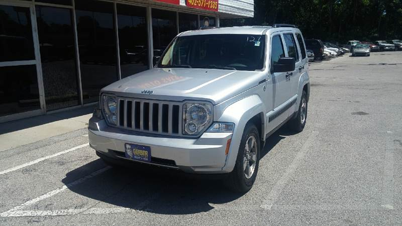 2008 Jeep Liberty for sale at Paul Gerber Auto Sales in Omaha NE