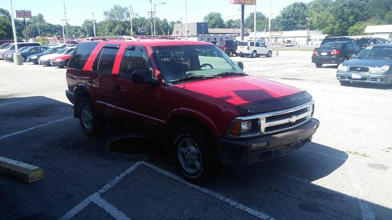 1995 Chevrolet Blazer for sale at Paul Gerber Auto Sales in Omaha NE