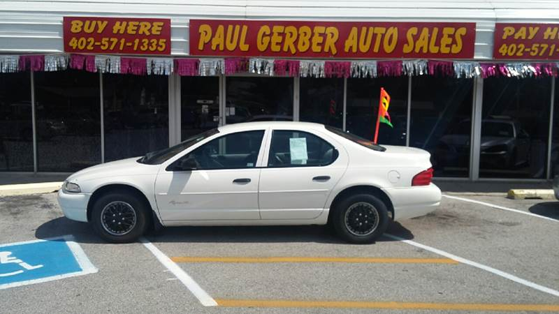 2000 Plymouth Breeze for sale at Paul Gerber Auto Sales in Omaha NE