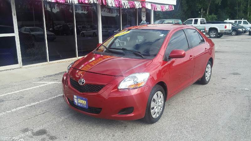 2012 Toyota Yaris for sale at Paul Gerber Auto Sales in Omaha NE