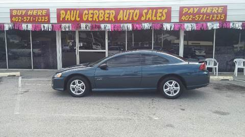 2005 Dodge Stratus for sale at Paul Gerber Auto Sales in Omaha NE