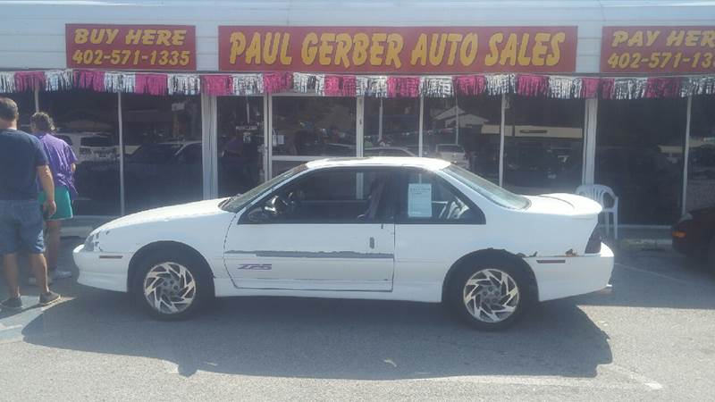 1995 Chevrolet Beretta for sale at Paul Gerber Auto Sales in Omaha NE