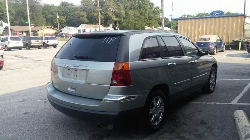 2004 Chrysler Pacifica for sale at Paul Gerber Auto Sales in Omaha NE