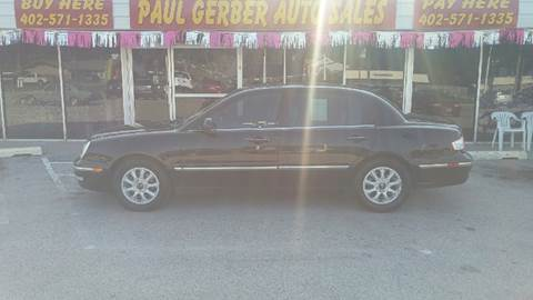 2006 Kia Amanti for sale at Paul Gerber Auto Sales in Omaha NE