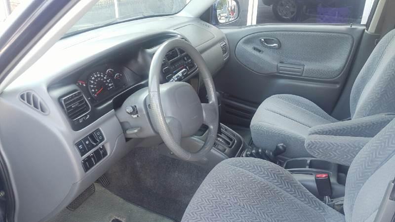 2001 Suzuki XL7 for sale at Paul Gerber Auto Sales in Omaha NE