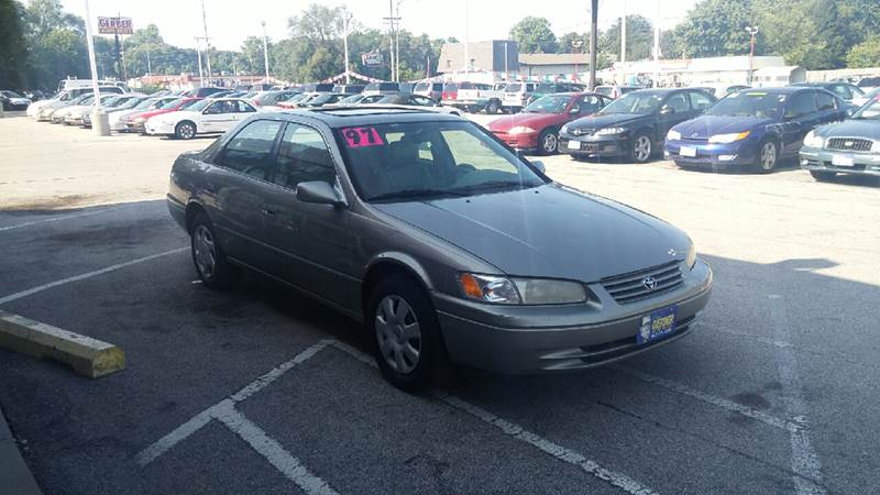 1997 Toyota Camry for sale at Paul Gerber Auto Sales in Omaha NE