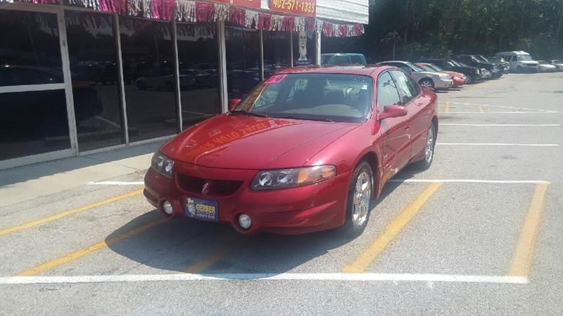 2004 Pontiac Bonneville for sale at Paul Gerber Auto Sales in Omaha NE