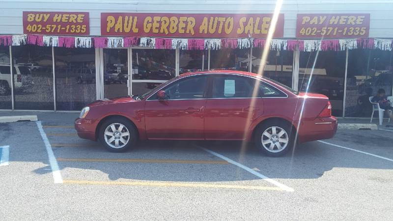 2006 Ford Five Hundred for sale at Paul Gerber Auto Sales in Omaha NE