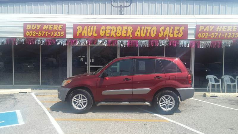2005 Toyota RAV4 for sale at Paul Gerber Auto Sales in Omaha NE