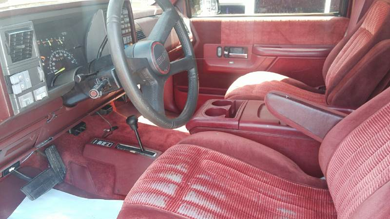 1994 GMC Yukon for sale at Paul Gerber Auto Sales in Omaha NE