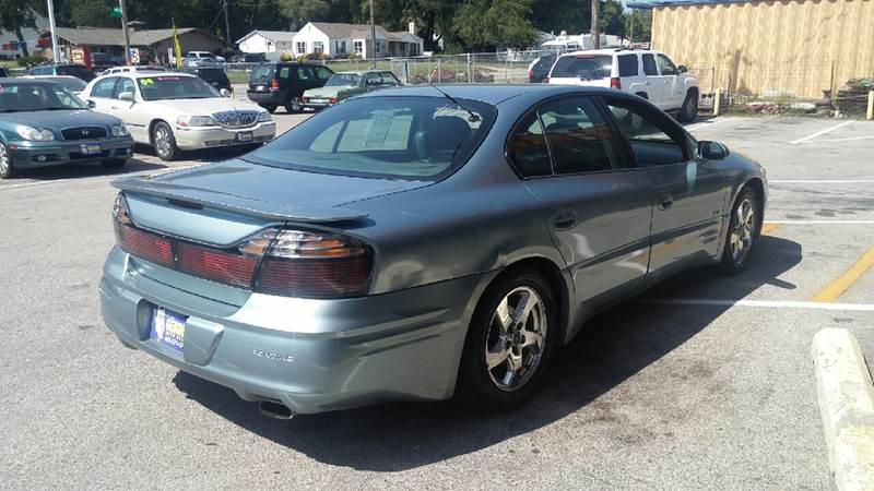 2003 Pontiac Bonneville for sale at Paul Gerber Auto Sales in Omaha NE