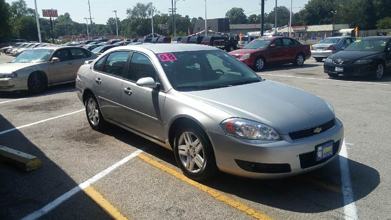 2008 Chevrolet Impala for sale at Paul Gerber Auto Sales in Omaha NE