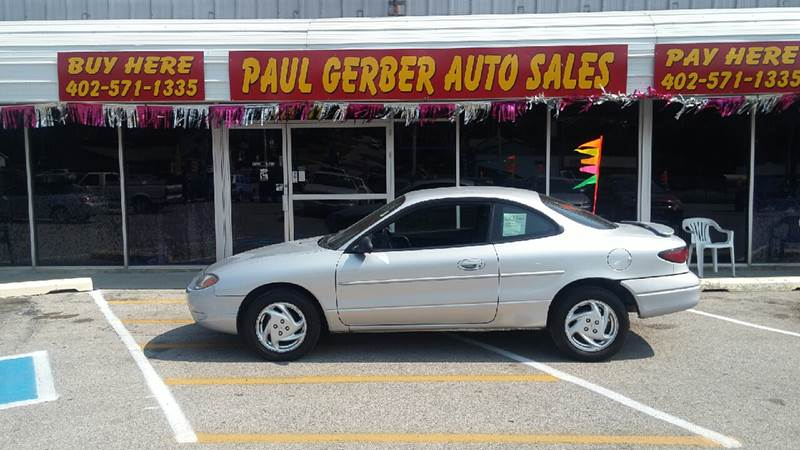 2002 Ford Escort for sale at Paul Gerber Auto Sales in Omaha NE