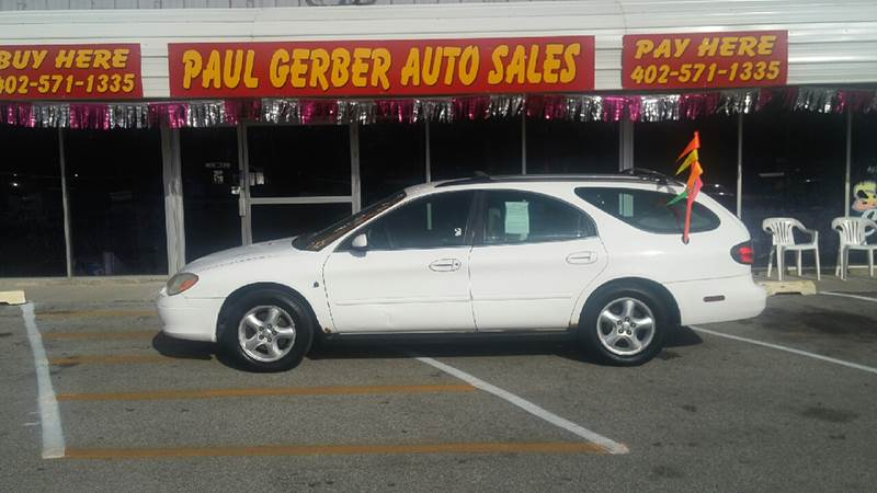 2001 Ford Taurus for sale at Paul Gerber Auto Sales in Omaha NE
