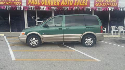 2000 Pontiac Montana for sale in Omaha, NE