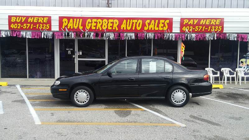 2005 Chevrolet Classic for sale at Paul Gerber Auto Sales in Omaha NE