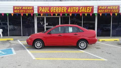 Paul Gerber Auto Sales Used Cars Omaha Ne Dealer